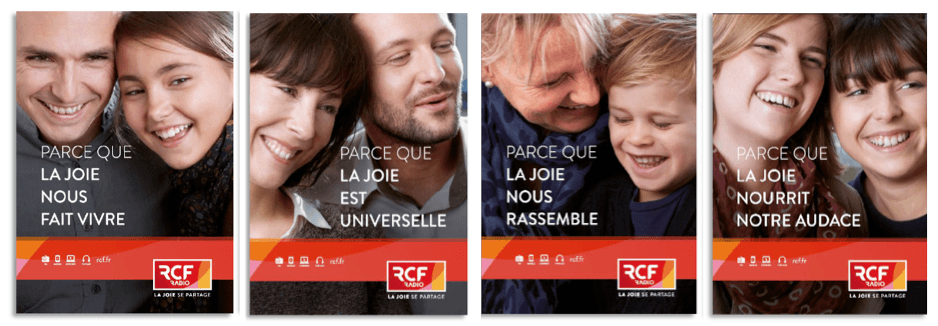 RCF La joie se partage