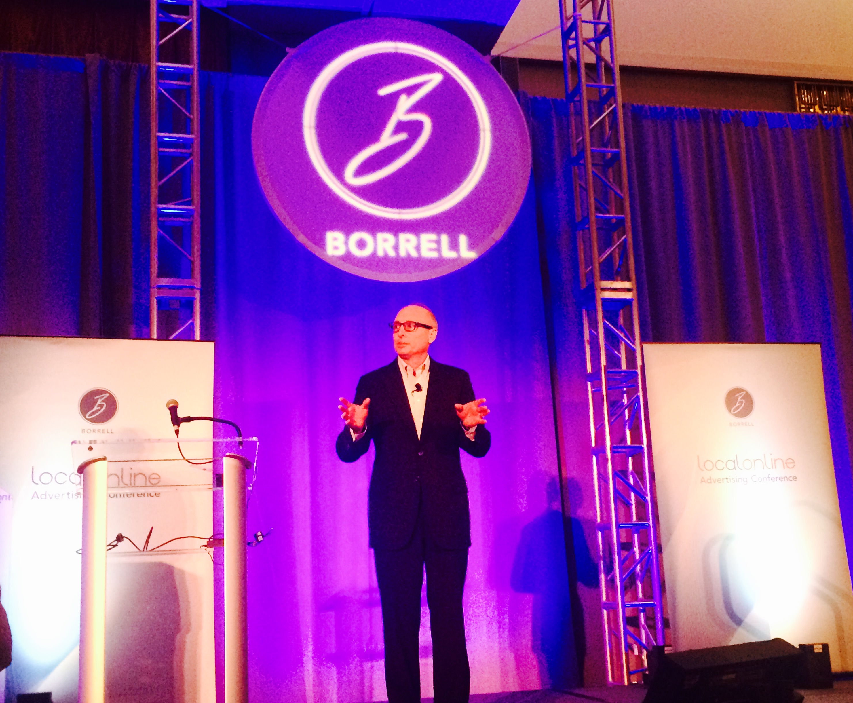 Gordon Borrell