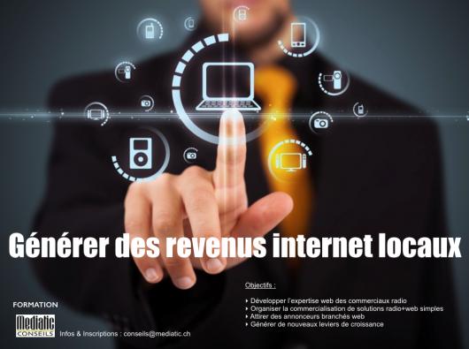 Generer des revenus internet locaux